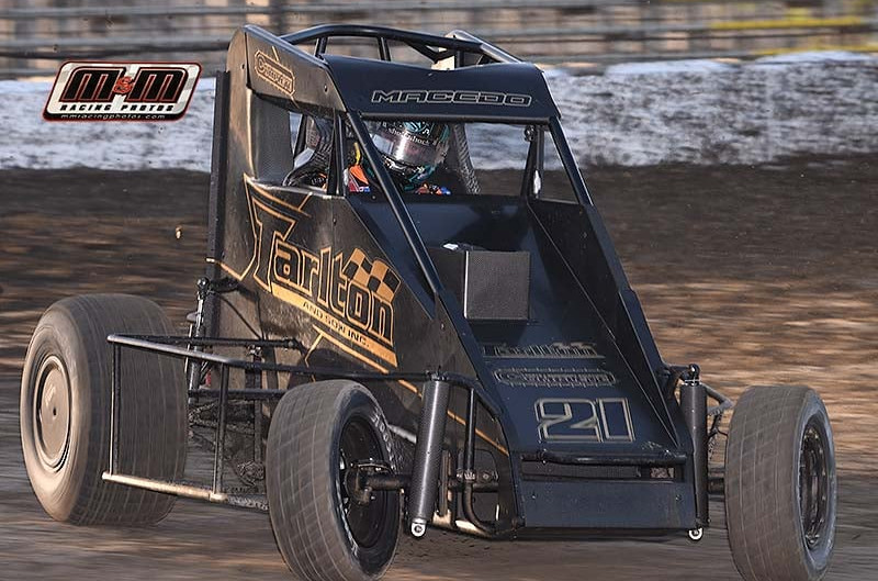 Ryan Bernal Picks Up 2nd at 7th Place Finishes with Tarlton Motorsports