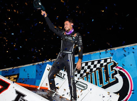 Kyle Larson Leads KSE Domination at Knoxville