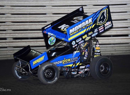 TMAC Picks Up Pair of Top-10's in Preparation for Jackson Nationals