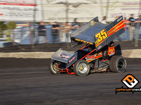 Becker 4th with Sprint Car Challenge Tour as Trophy Cup Lies Ahead
