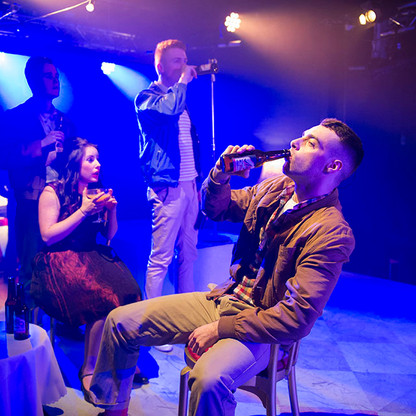 Dogfight Mountview Academy