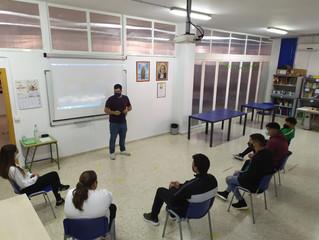 Continuamos con los talleres de Orientación Vocacional