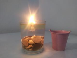 Fabricar una vela ecológica infinita