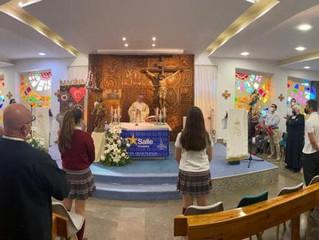 Eucaristía de fin de curso