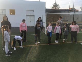Gymkana deportiva EAZ SPORTS