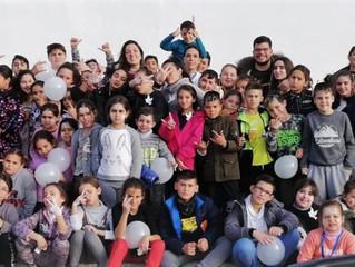 Celebración Dia de la Paz y la No Violencia Escolar