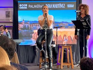 India Martínez nos invita a la presentación de su nuevo disco 'Palmeras'