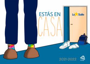 """""""Estás en casa"""", damos la bienvenida al curso 2021-2022"""