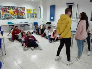 Visita alumnado Educación Primaria, Universidad de Córdoba