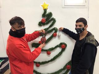 Navidad en Palmeras