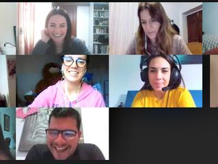 Reuniones semanales del equipo socioeducativo de Estrella Azahara