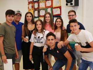 Fiesta de fin de curso 2018/2019