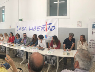 EAPN-Andalucía en Córdoba presenta un Decálogo de Medidas Municipales