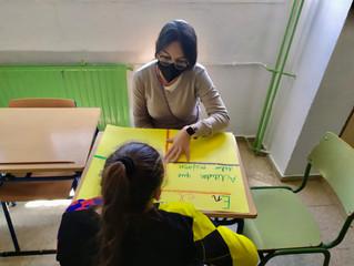 Nuevas metas para los participantes del Proyecto de Prevención de Absentismo Escolar