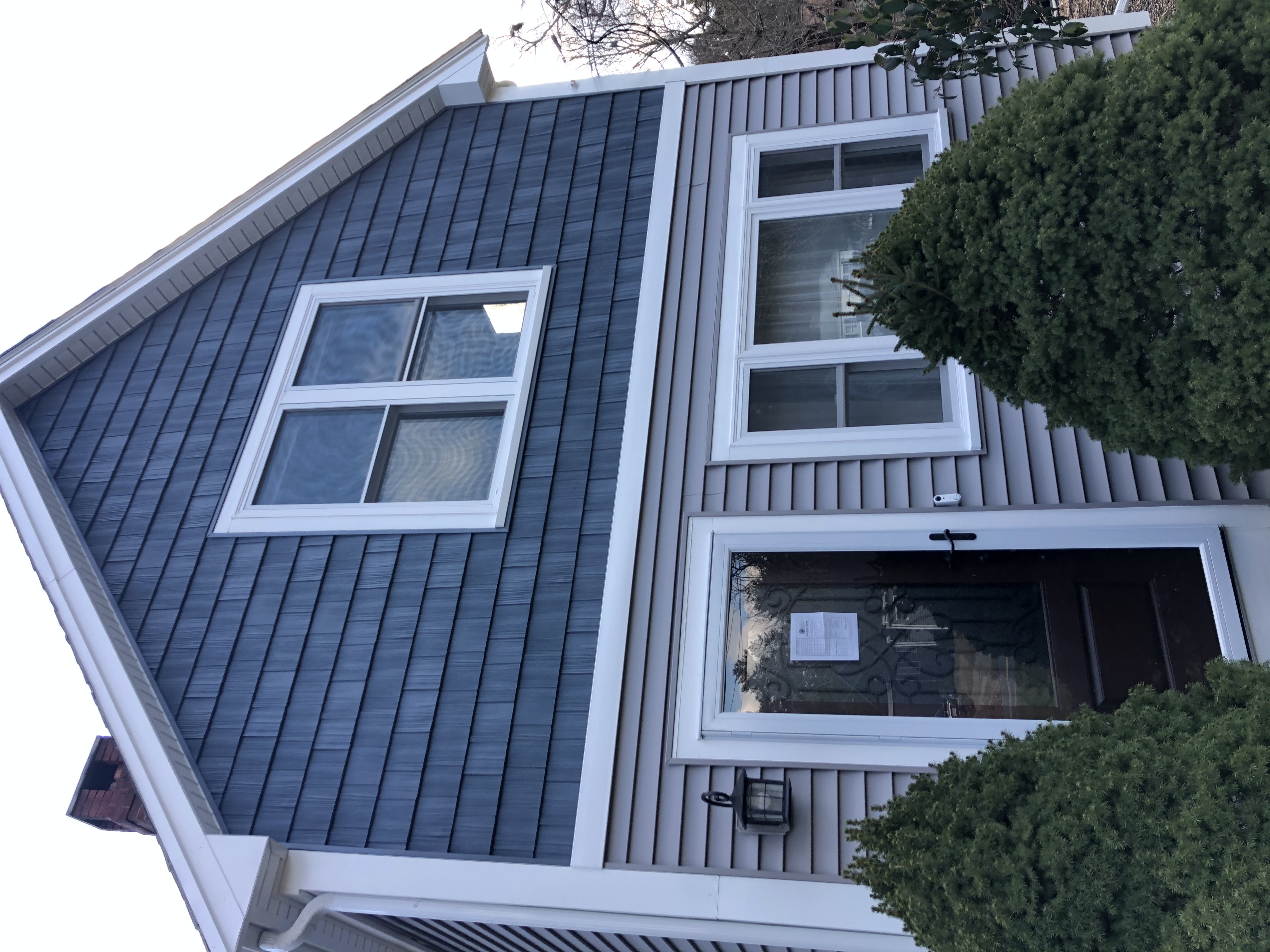 Simonton Windows & New Vinyl siding