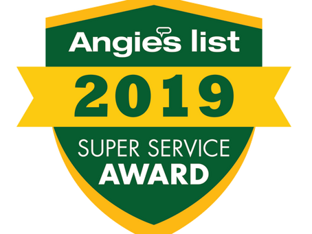 Beantown Home Improvements Earns 2019 Angie's List Super Service Award