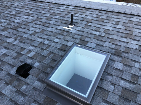 Velux Fixed Curb Mount 2230