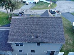 Teak roof in Taunton