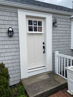ThermaTru Scituate outside