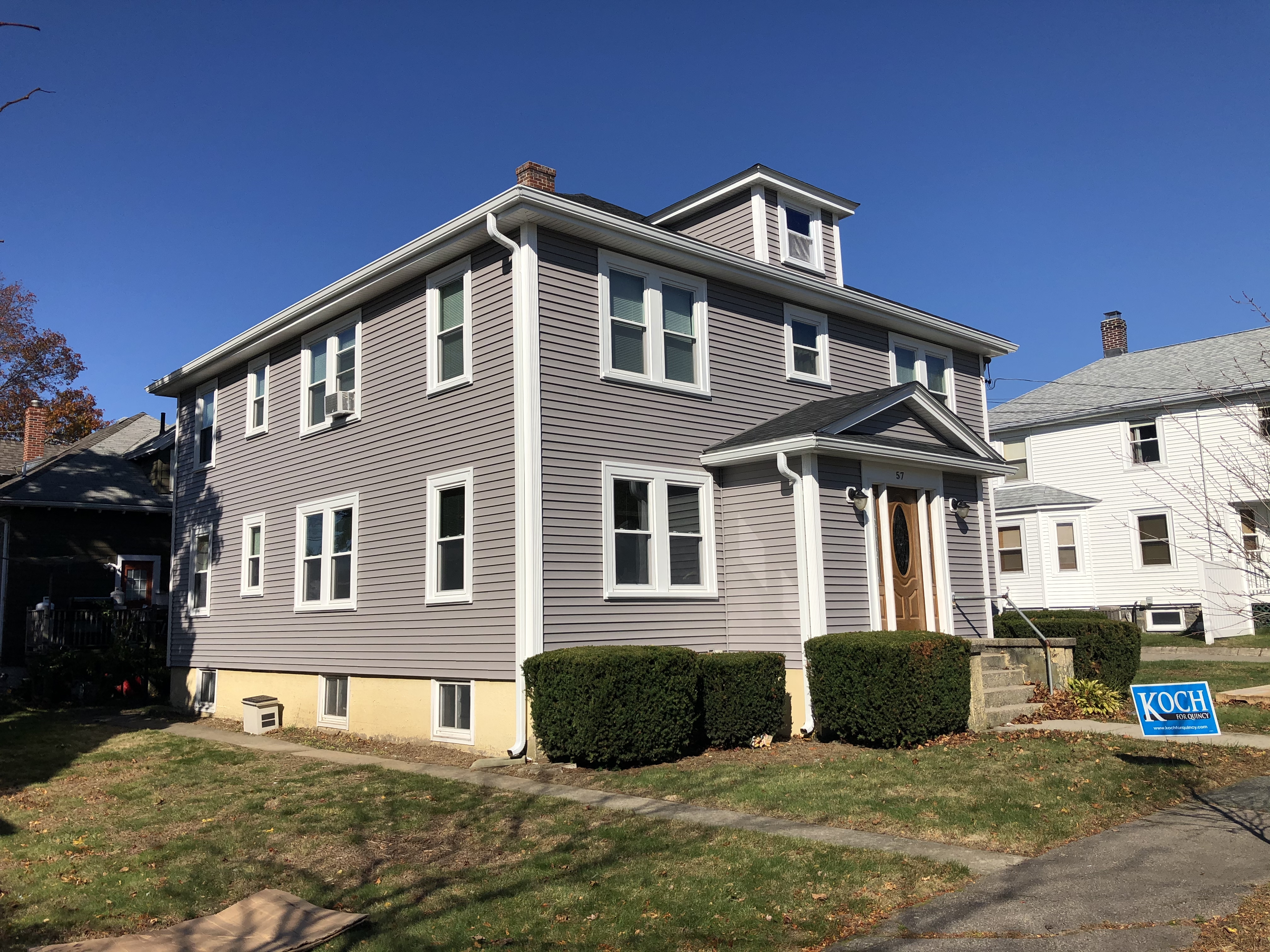 Beantown Vinyl Siding Quincy