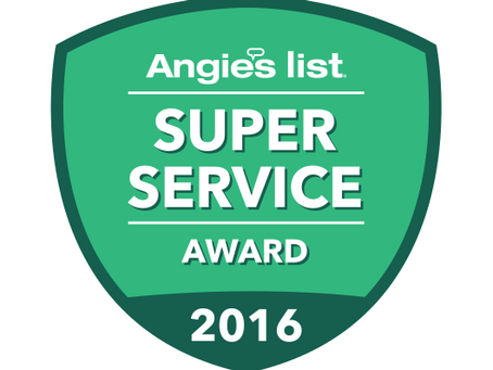 Beantown Home Improvements Earns Esteemed 2016 Angie's List Super Service Award