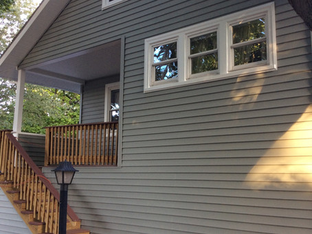 Vinyl Siding  Basics: Beantown does it right the first time!