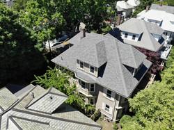 Estate Gray installed in Jamaica Plain