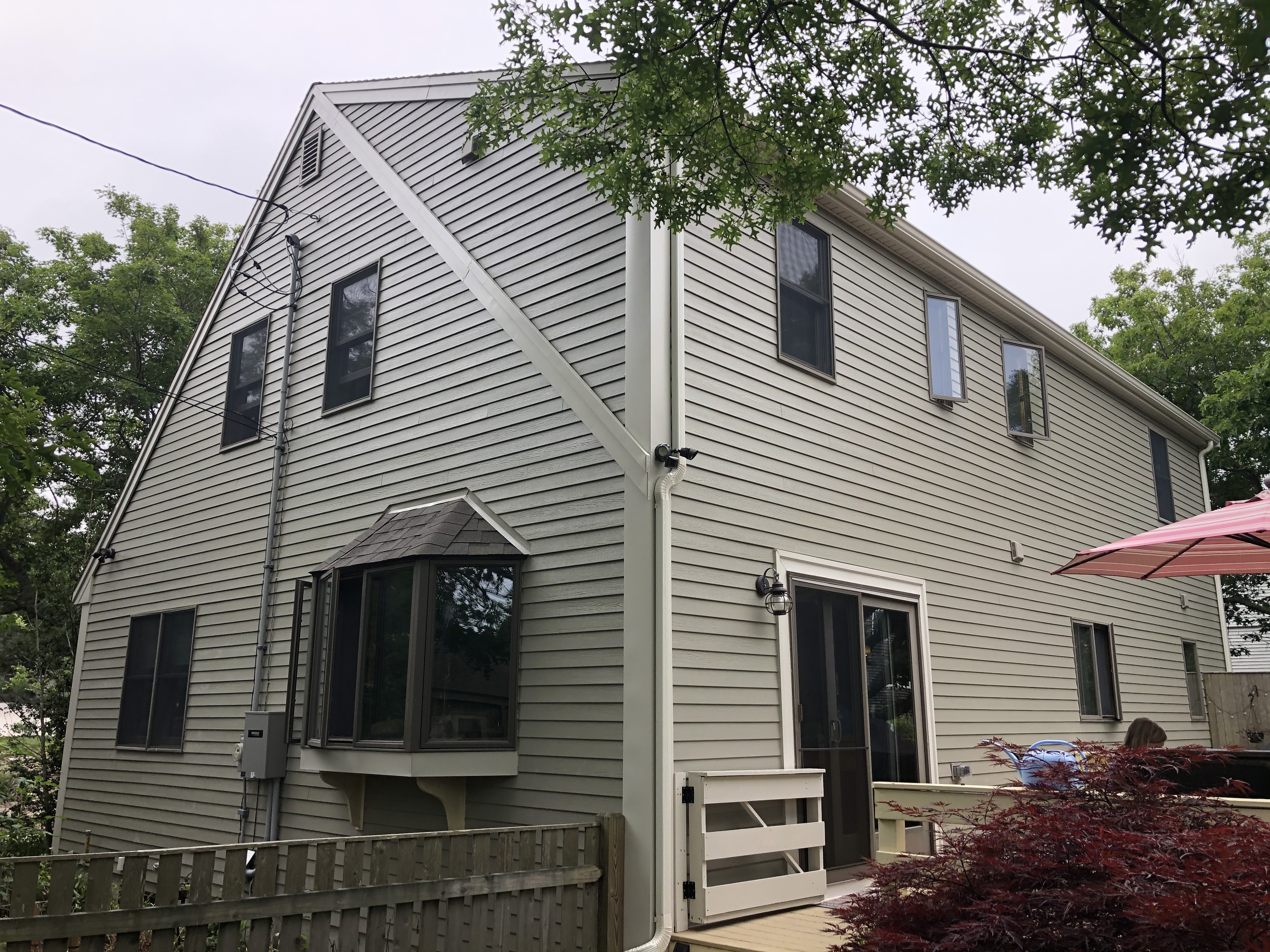Beantown James Hardie Siding