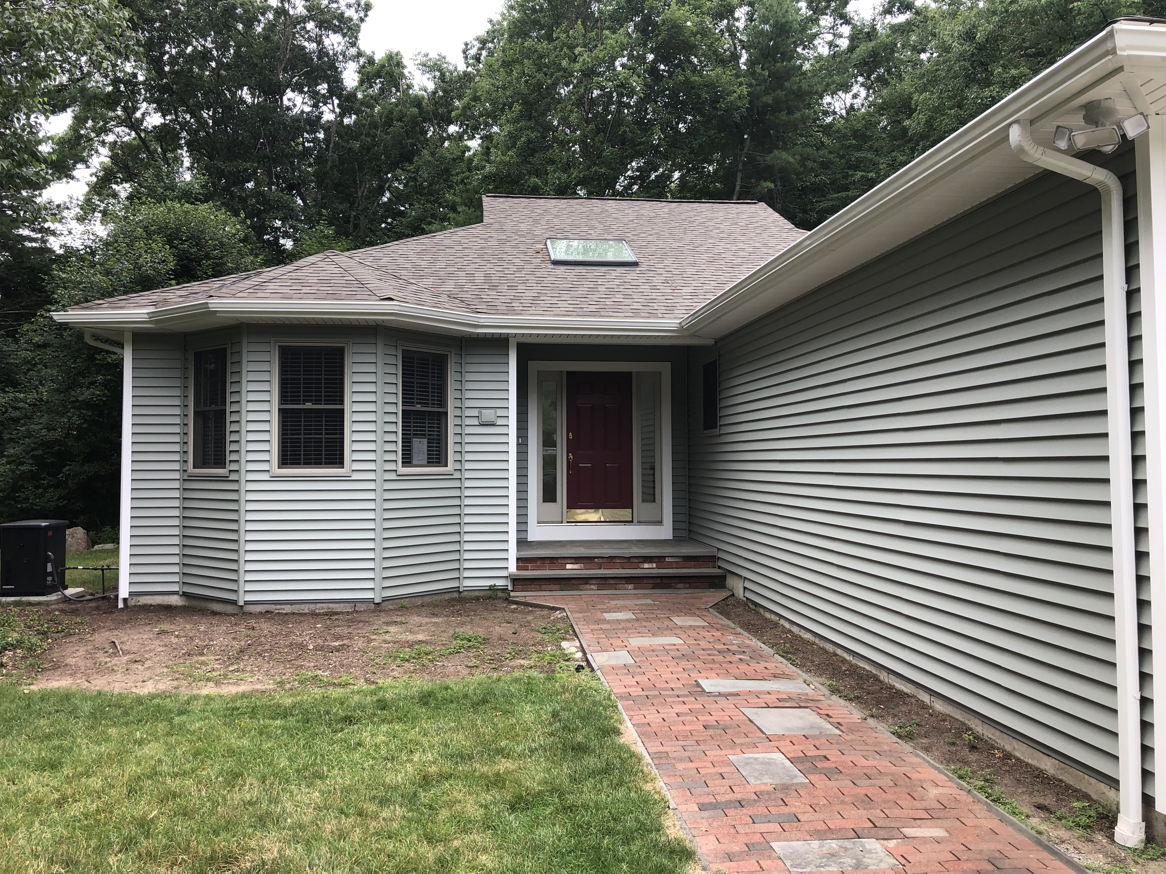 North Easton Vinyl Siding