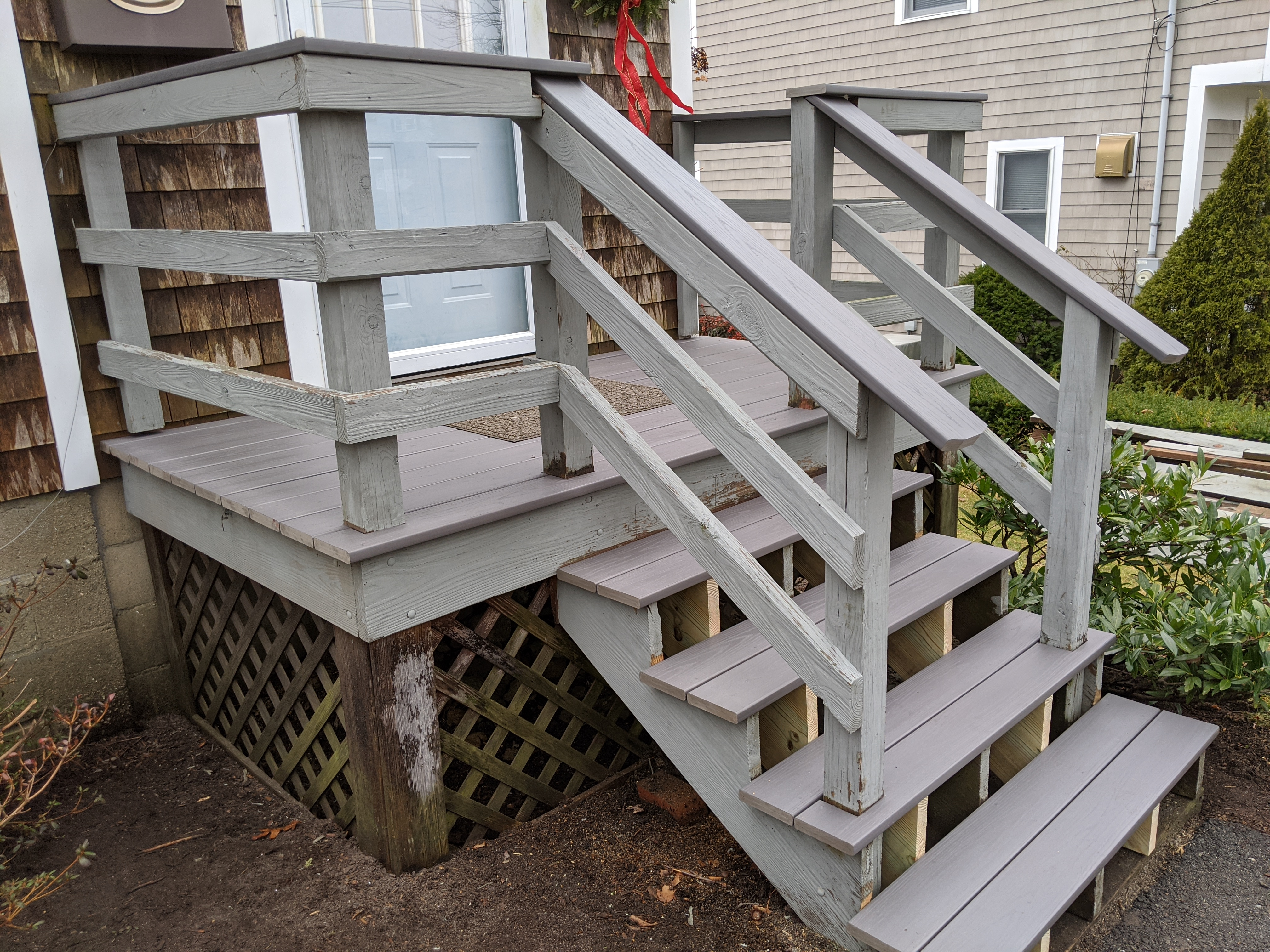 Beantown Azek Deck, Buzzards Bay