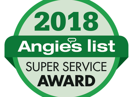 Beantown Home Improvements Earns Esteemed 2018 Angie's List Super Service Award - 4 years in a row!