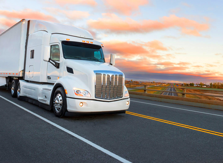Three Tips for Safe Driving Around Tractor-Trailers & Commerical Trucks