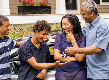 4 Factors Causing Teen Driver Accidents