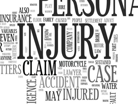"""What Does """"Personal Injury"""" Really Mean?"""