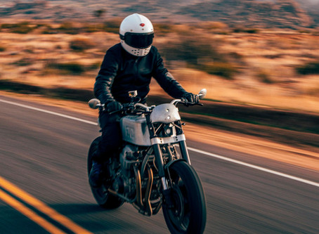 Five Common Reasons for Motorcycle Accidents
