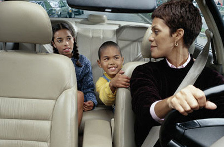 Tips For Driving Safely With Children