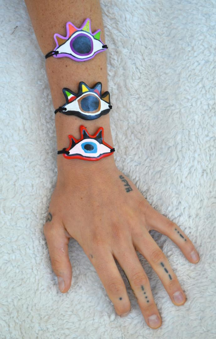 Eyeball Brace Arm