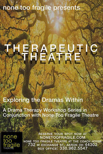 Therapeutic Theatre - Exploring the Dram