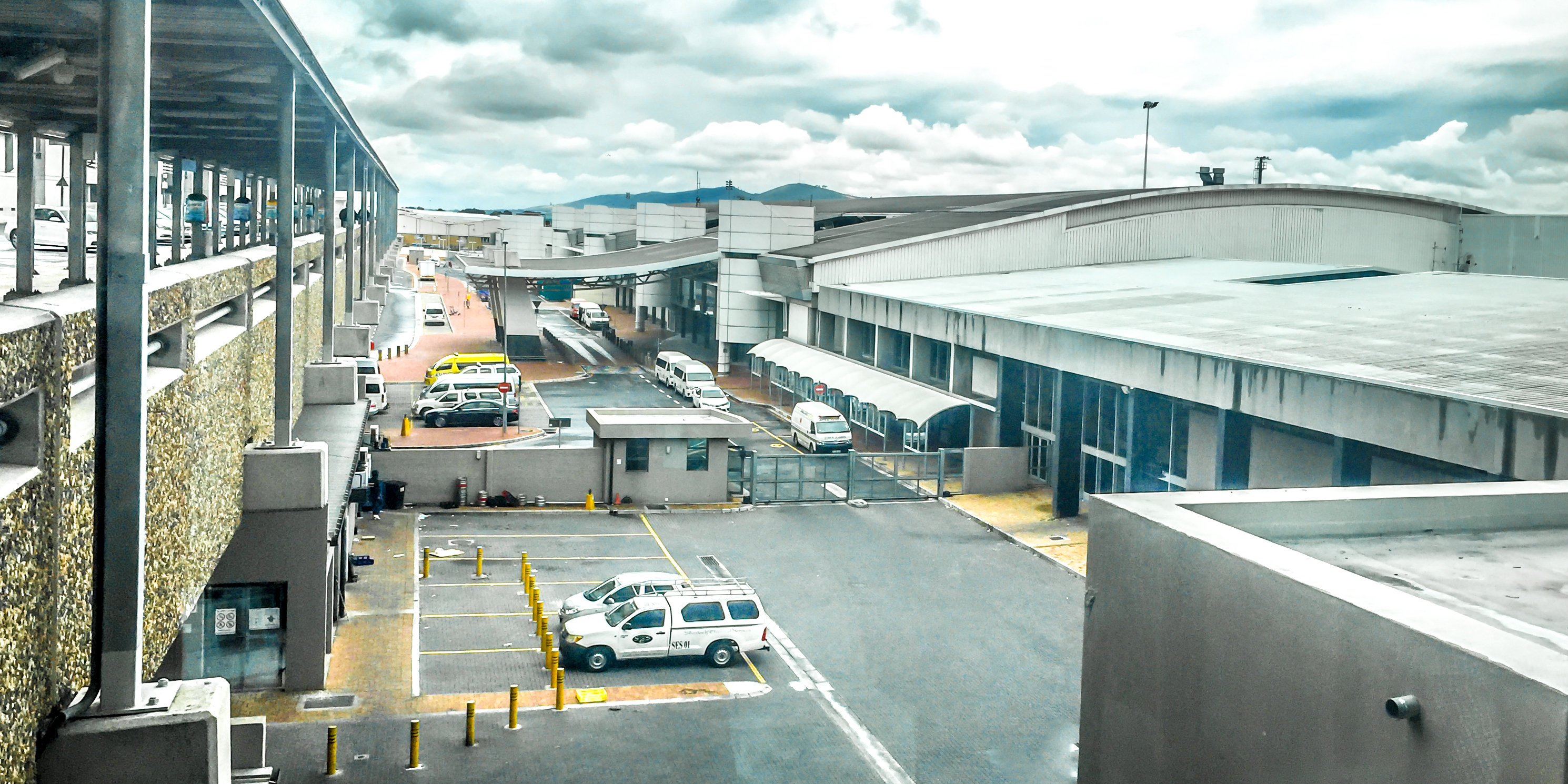 Cape Town Int. Airport Terminal 2