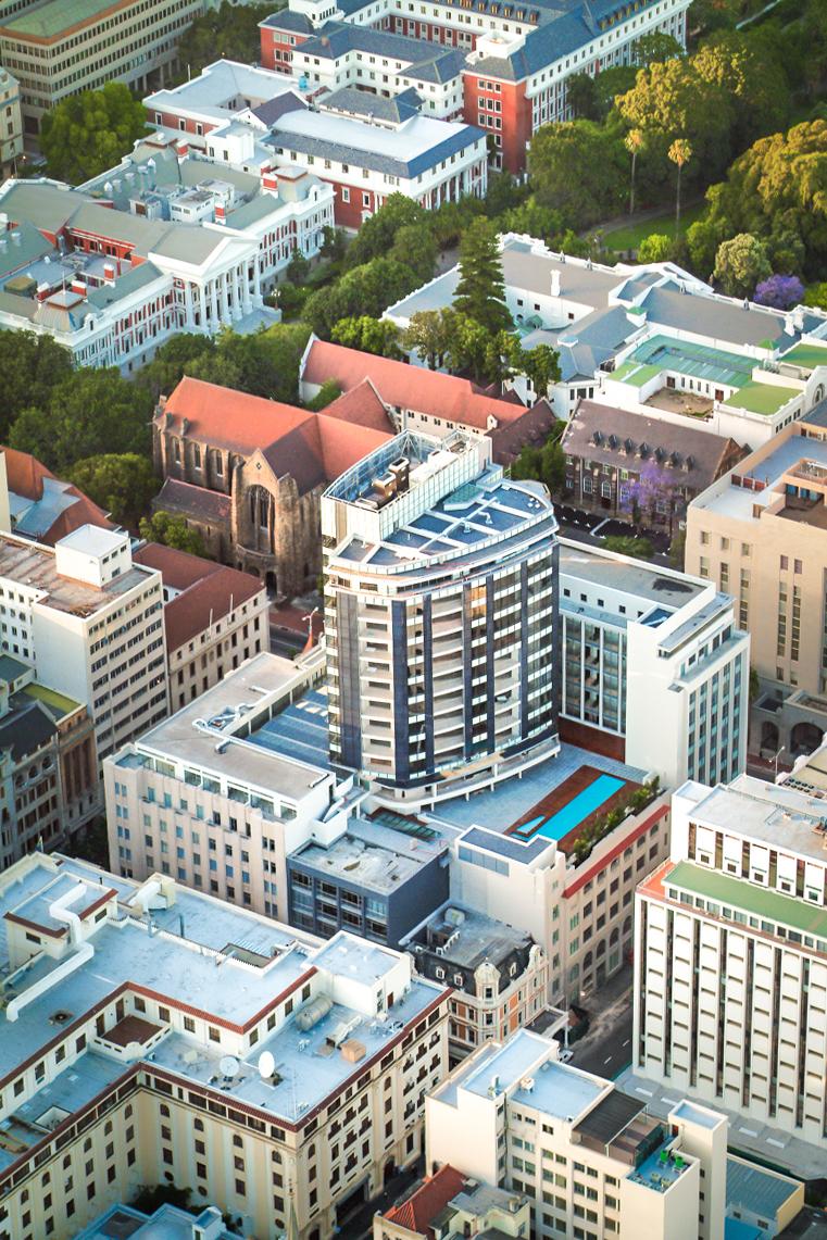 Mandela Rhodes Place, Cape Town