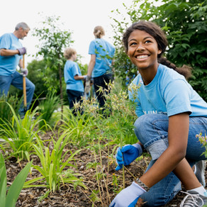 Gardeners Appreciating Black History Month, Diversity and Garden Traditions