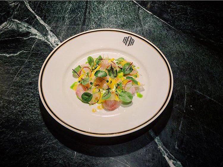 Baja Kanpachi Dish Photo 2 January 2018