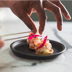 Baja Kanpachi Dish Photo 1 January 2018