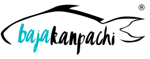 Baja Kanpachi Logo with Registered Trade