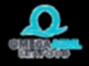Omega Azul Seafood Logo