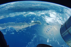 Baja California Sur from Space