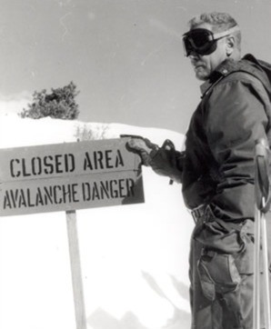 Monty Atwater. Photo credit Alta Historical Society