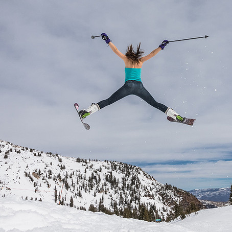 8 Tips for Epic Spring Skiing