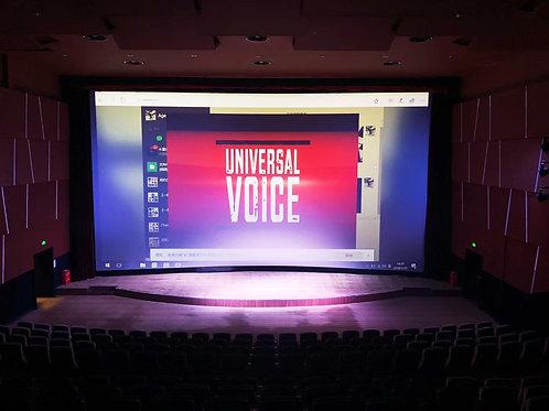 UNIVERSAL VOICE MOVIE -DOCUMENTARY