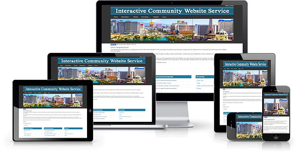An HOA Website Solution